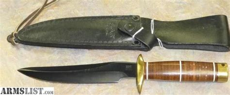 Leather Carving Knife Sheath's