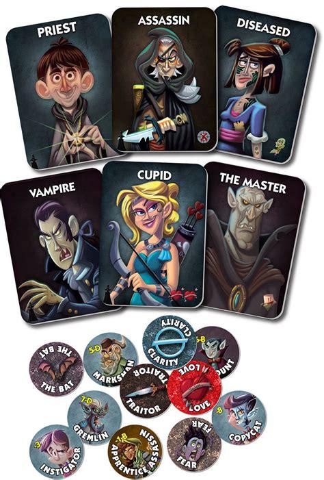 night ultimate vampire bezier games