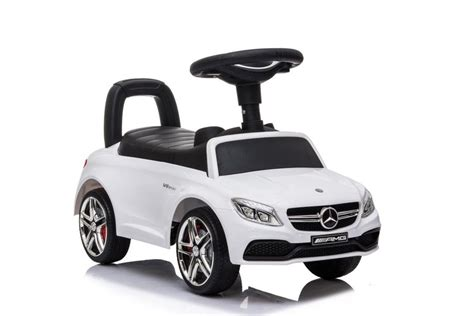 Mercedes AMG C63 Coupe Pushcar with music
