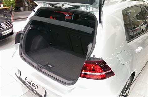 Gti Cargo Space by Convince Me That The Gti Can Be A Family Car Not Just A