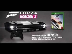Horizon Xbox One : d couvrez la xbox one s forza horizon 3 youtube ~ Medecine-chirurgie-esthetiques.com Avis de Voitures