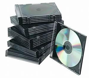Cd Boxen Kunststoff : cd slim case leerh lle sw 25st evileca ~ Markanthonyermac.com Haus und Dekorationen