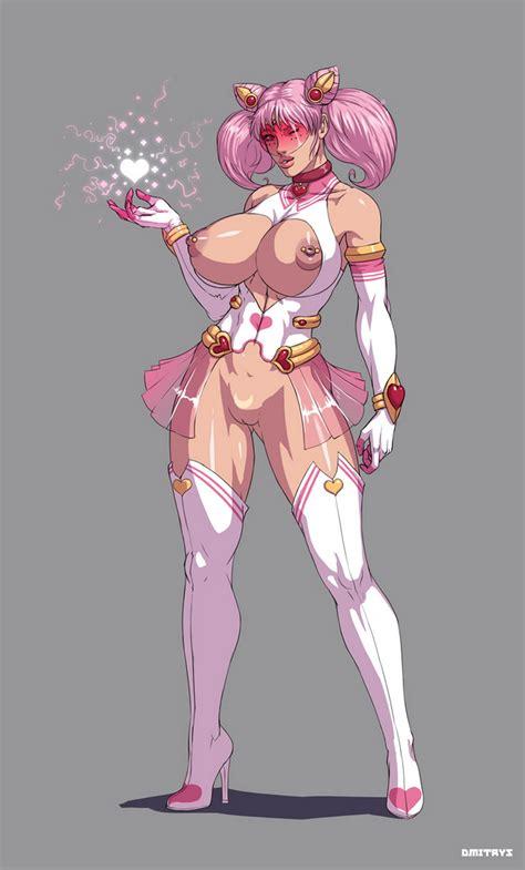 Sailor Chibi Moon Grown Up Sailor Chibi Moon Hentai