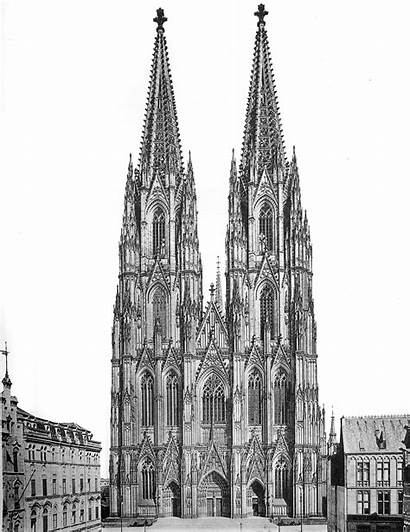 Cologne Cathedral Germany Dom Catholic Churches Roman