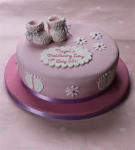 Baby / Christening - The Fairy Cakery - Cake Decoration