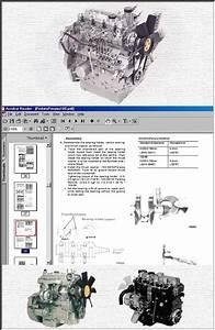 Perkins Diesel Workshop Manuals On Cd