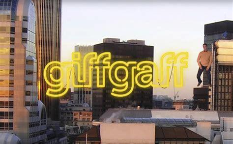giffgaff advert songs tv advert songs