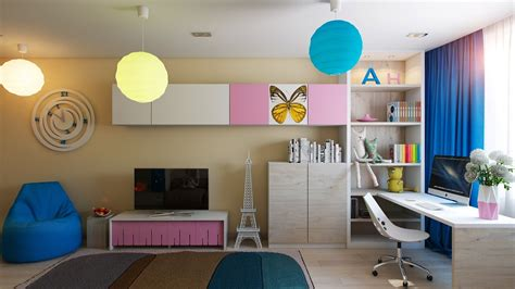 Ceiling Light Kids Room