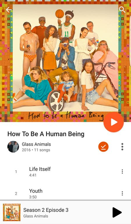 people  glass houses  listen  glass animals