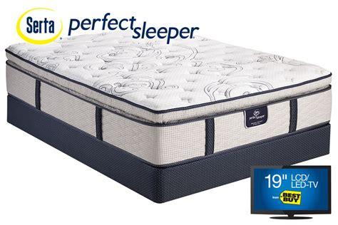 best cing mattress serta sleeper 174 dunkin pillow top king mattress