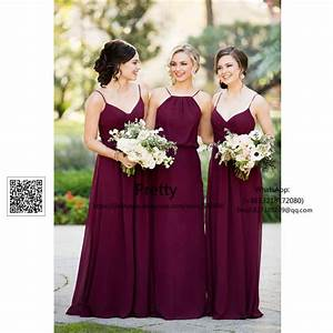 spring 2017 off shoulder bridesmaid dresses long with ab With maroon wedding guest dress