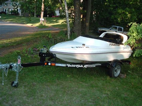 Mercury Boats by Mercury Mercury Water Mouse Boat 2000 For Sale For 500