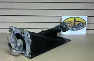 1995 Tigershark Barracuda Oem Jet Pump Impeller Driveshaft