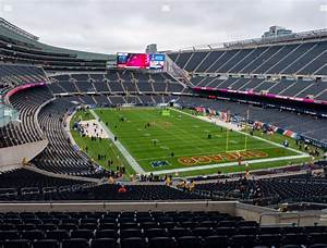 Soldier Field Section 355 Seat Views Seatgeek