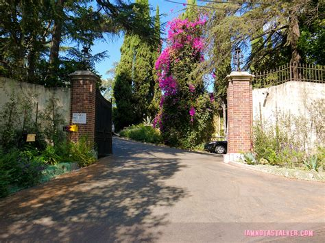 The Canfield Moreno Estate From Scream 3 Iamnotastalker