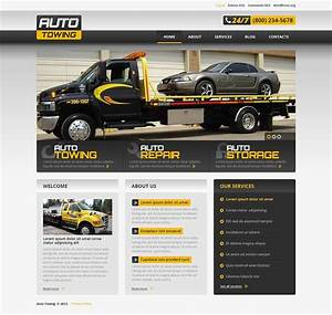Auto Web : 6 wordpress themes for mechanics wp solver ~ Gottalentnigeria.com Avis de Voitures