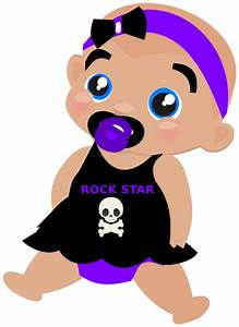 Rock Star Baby : rocking baby clipart images galleries with a bite ~ Whattoseeinmadrid.com Haus und Dekorationen