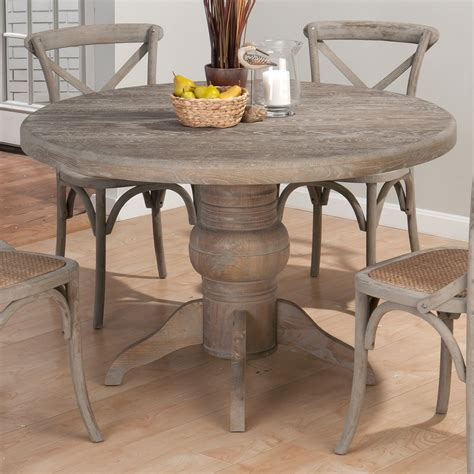 Pedestal Dining Room Table by Jofran Dining Table Sets Jofran Table Chairs K698007