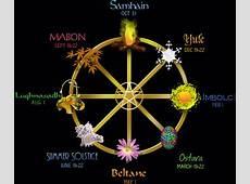 Fairies and elves Calendario Celta *** Festividades