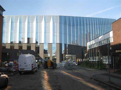 manchester metropolitan university campus hulme  architect