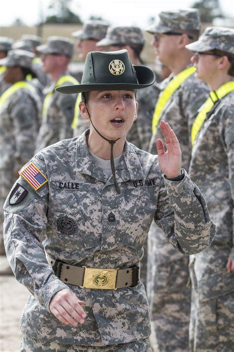 army  hundreds ncos drill sergeant duty