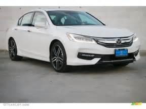 2017 Honda Accord Touring White