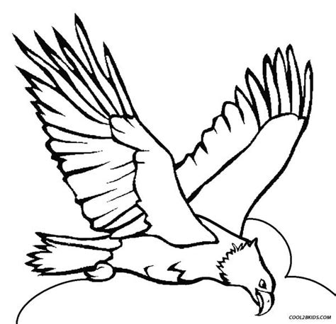 Coloring Eagle by Printable Eagle Coloring Pages For Cool2bkids