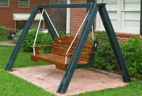 wood porch swing frames plans wooden home