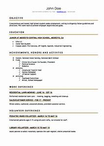 resume builder for teens high school 3 resume templates pinterest resume