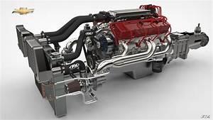 Chevy V8 Twin Turbo
