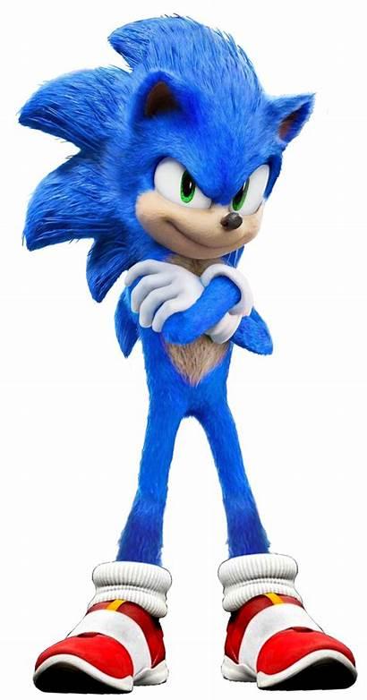 Sonic Hedgehog Movie Transparent Title