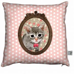 Coussin deco animaux for Chambre bébé design avec coussin motif fleur