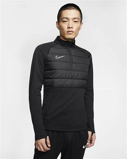 Nike Academy Dri Winter Warrior Drill Soccer