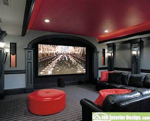 Living room decor black and red for Black and red living room decor