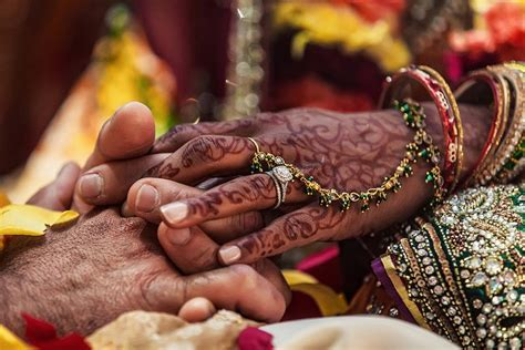 Handfasting is a celtic tradition usually done during a wedding ceremony. Indian Wedding