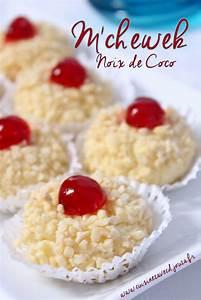 Noix De Coco Recette : mchewek noix de coco gateau sec recettes faciles ~ Dode.kayakingforconservation.com Idées de Décoration