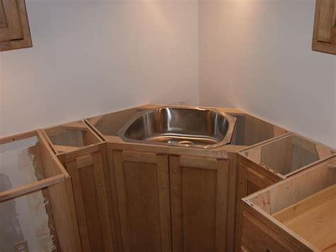 Kitchen Corner Sink Base Cabinet Ideas