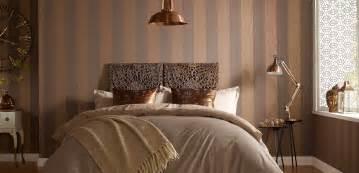 Bedroom Wallpaper Feature Wall