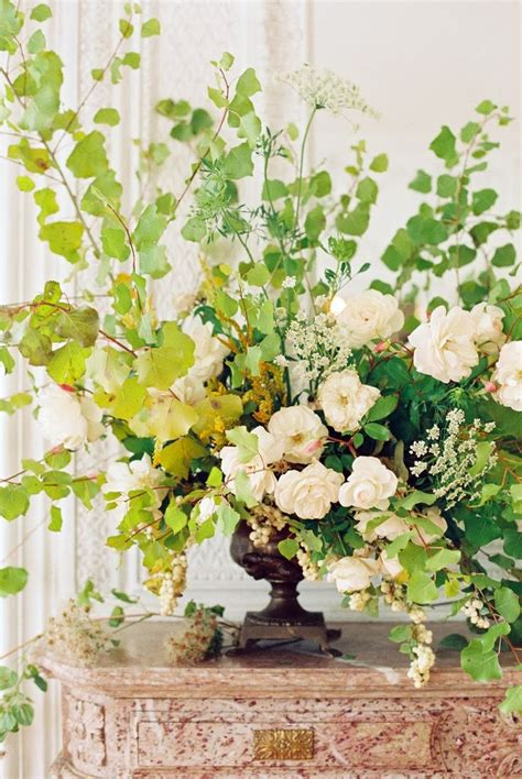 25 Best Ideas About Green Centerpieces On Pinterest