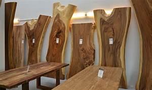 Rustikale Tische Aus Holz : baumscheibe unikat tisch und tischplatten ~ Indierocktalk.com Haus und Dekorationen