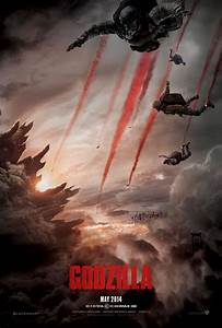 Godzilla (2014) Teaser Trailer & Poster