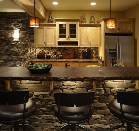 top tile of latham inc ackerly park new albany ohio rustic kitchen other