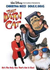 that darn cat that darn cat 1997 disney