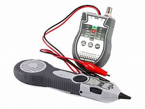 New  Multi Function Rj45 Bnc  U0026 Speaker Wire Tone