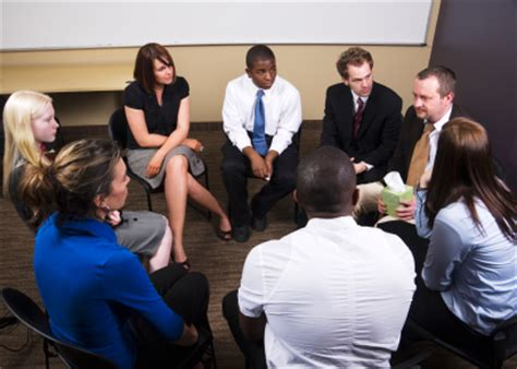 group therapy  substance abuse treatment