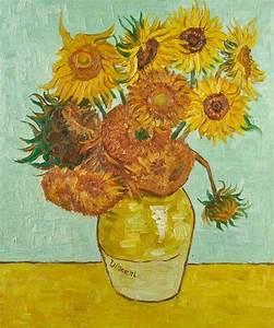 """Vase with Twelve Sunflowers"" by Vincent Van Gogh | Oil ..."