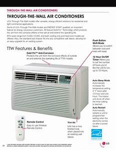 Download Free Pdf For Lg Lt1030cr Air Conditioner Manual