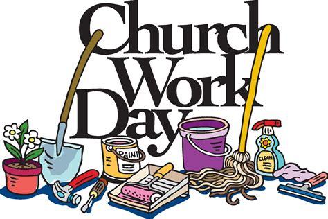 parsonage work day grace united church christ
