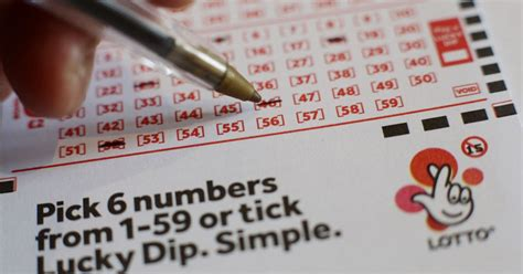 lotto results  national lottery numbers  saturday