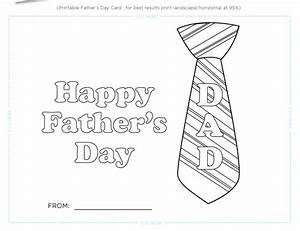 24 Free Printable Father's Day Cards | Kitty Baby Love